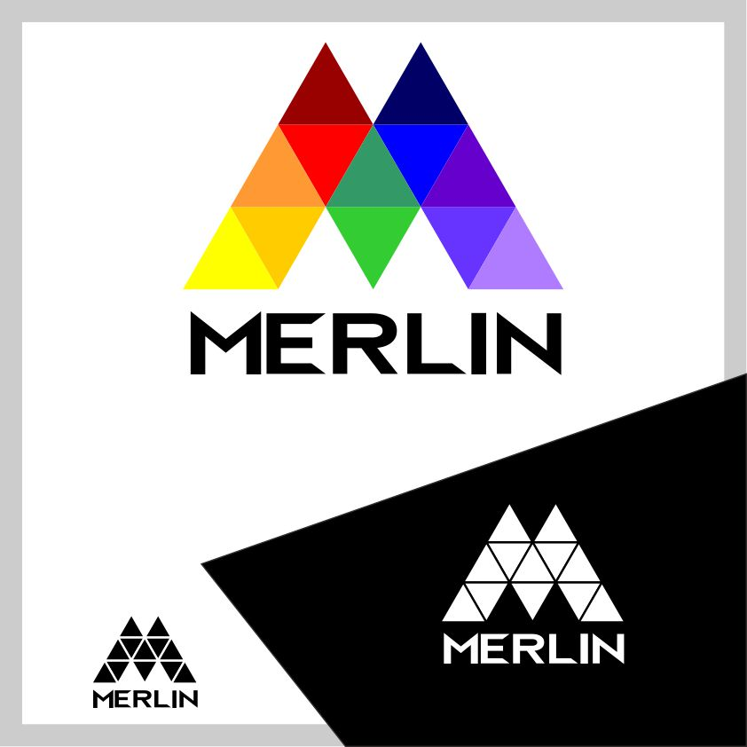 Logo Design by brown_hair - Entry No. 55 in the Logo Design Contest Imaginative Logo Design for Merlin.