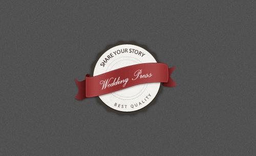 Logo Design by Dio Graphics - Entry No. 13 in the Logo Design Contest Wedding Writes Logo Design.
