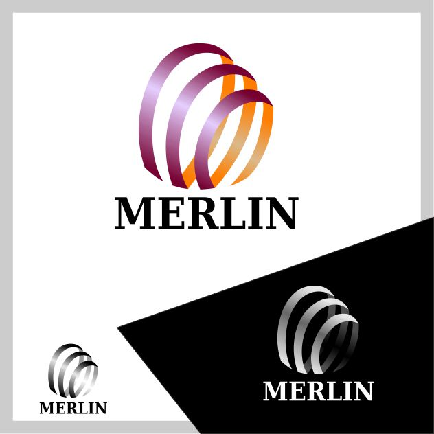 Logo Design by brown_hair - Entry No. 56 in the Logo Design Contest Imaginative Logo Design for Merlin.