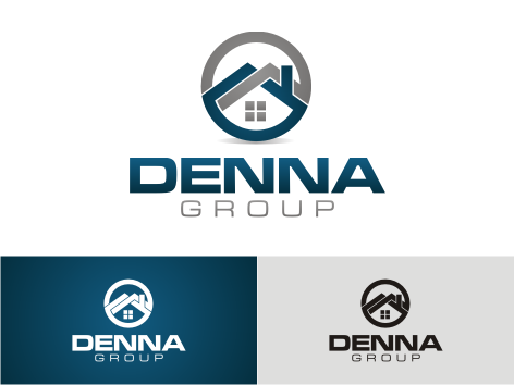 Logo Design by key - Entry No. 316 in the Logo Design Contest Denna Group Logo Design.