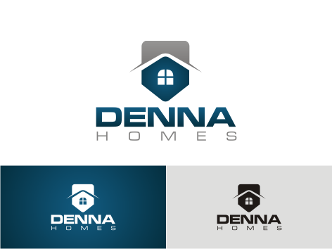 Logo Design by key - Entry No. 317 in the Logo Design Contest Denna Group Logo Design.