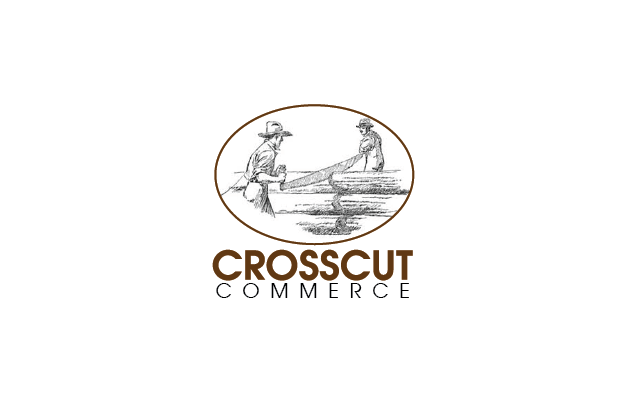 Logo Design by Private User - Entry No. 67 in the Logo Design Contest New Logo Design for CrossCut Commerce.