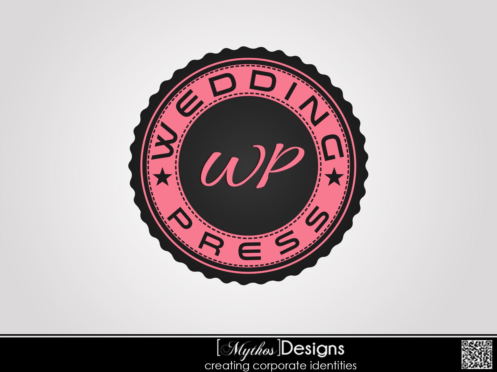 Logo Design by Mythos Designs - Entry No. 18 in the Logo Design Contest Wedding Writes Logo Design.