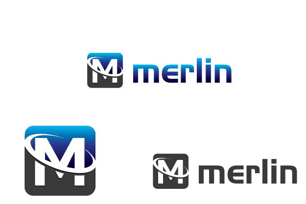 Logo Design by Private User - Entry No. 60 in the Logo Design Contest Imaginative Logo Design for Merlin.