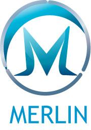 Logo Design by Vivek Singh - Entry No. 66 in the Logo Design Contest Imaginative Logo Design for Merlin.