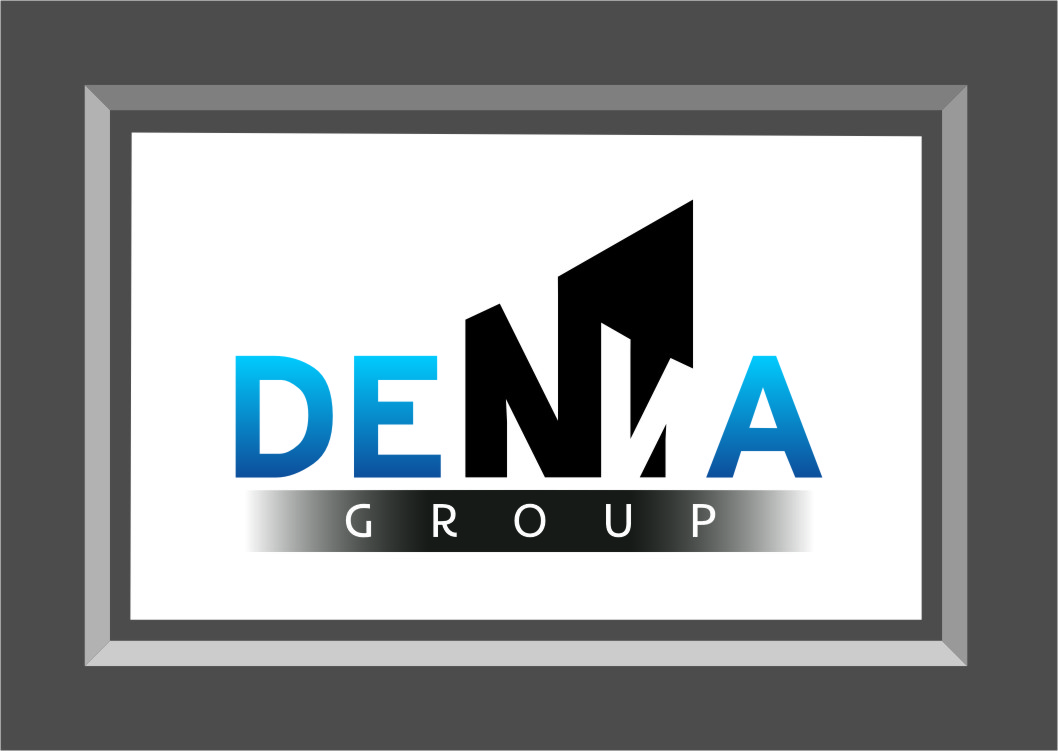 Logo Design by RoSyid Rono-Rene On Java - Entry No. 324 in the Logo Design Contest Denna Group Logo Design.