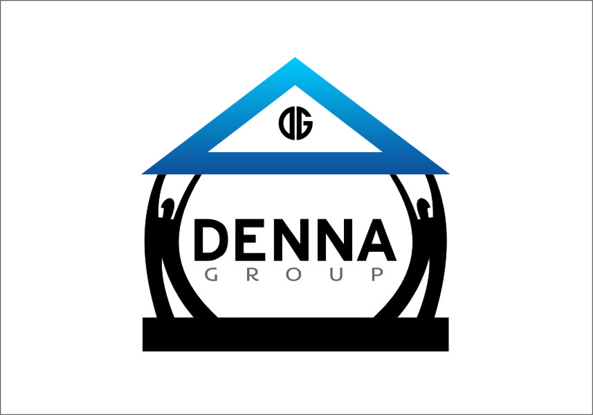 Logo Design by RasYa Muhammad Athaya - Entry No. 326 in the Logo Design Contest Denna Group Logo Design.