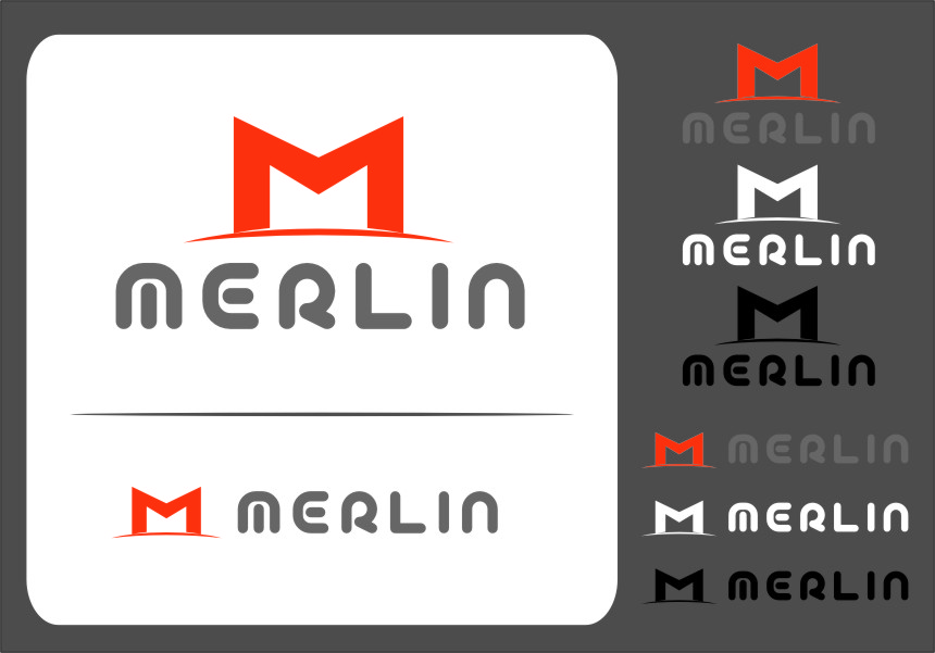 Logo Design by Ngepet_art - Entry No. 80 in the Logo Design Contest Imaginative Logo Design for Merlin.