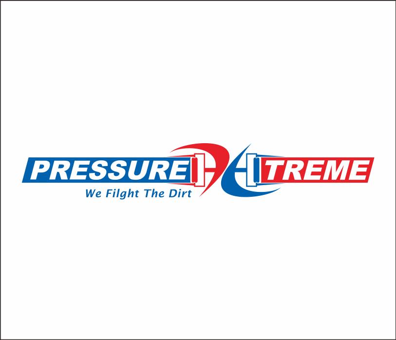 Logo Design by Armada Jamaluddin - Entry No. 80 in the Logo Design Contest New Logo Design for PRESSUREXTREME.
