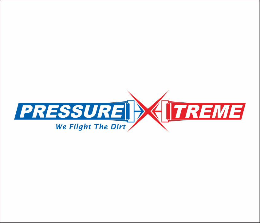 Logo Design by Armada Jamaluddin - Entry No. 81 in the Logo Design Contest New Logo Design for PRESSUREXTREME.