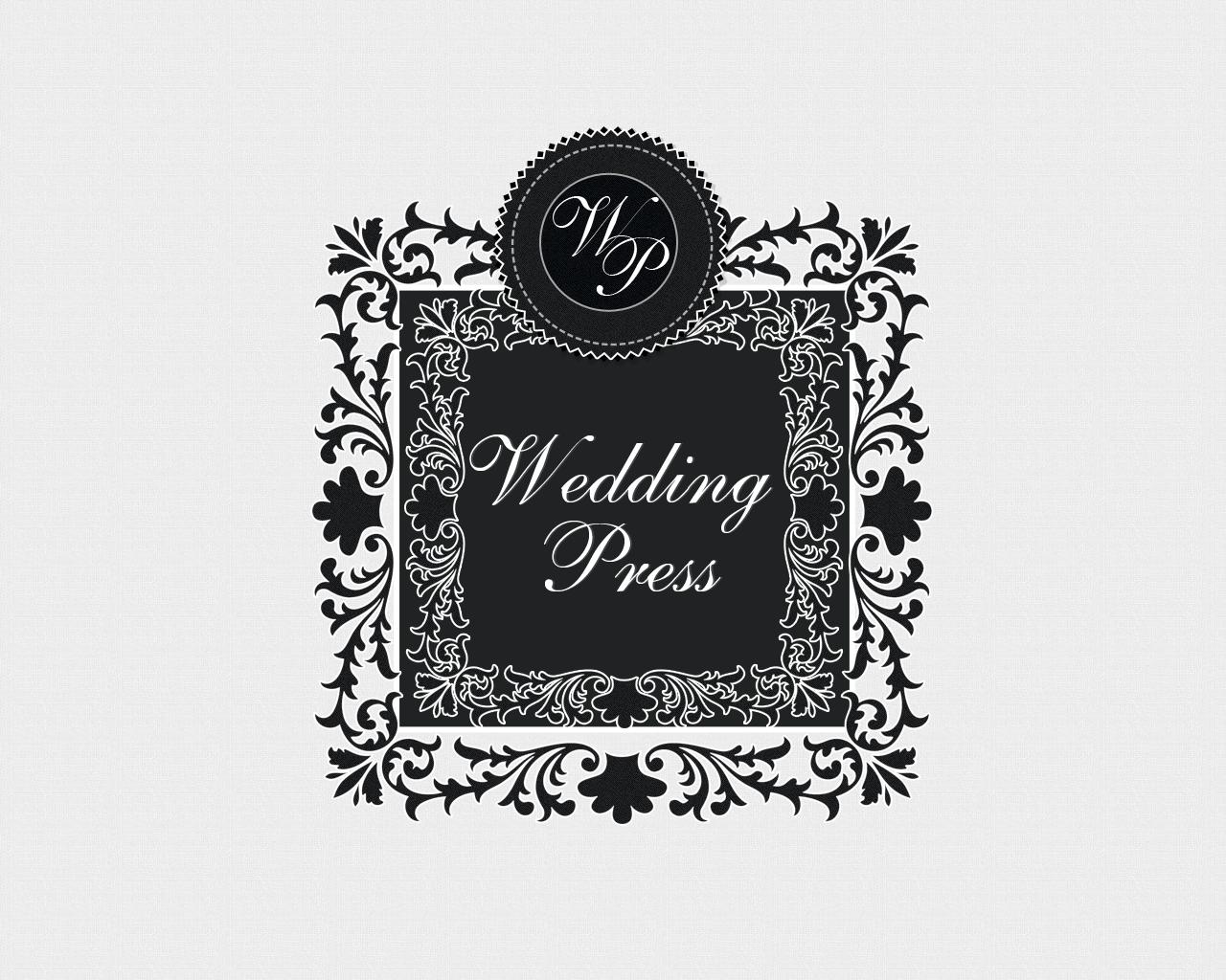 Logo Design by Bobby Yoga P - Entry No. 29 in the Logo Design Contest Wedding Writes Logo Design.