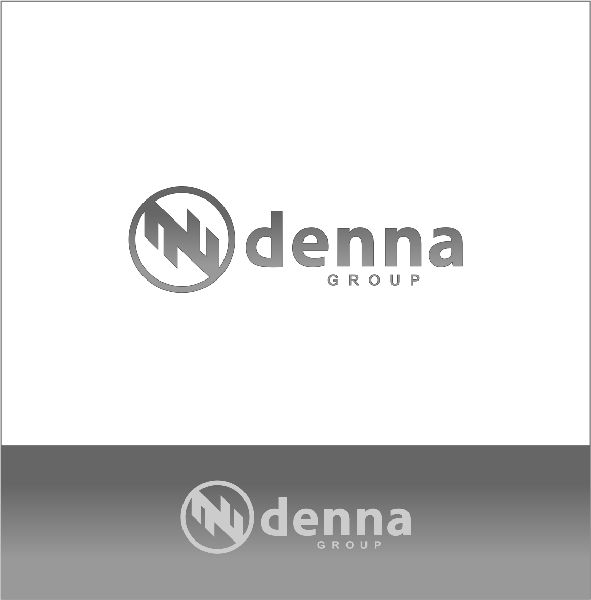 Logo Design by Private User - Entry No. 336 in the Logo Design Contest Denna Group Logo Design.