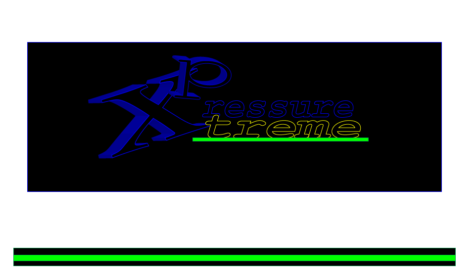 Logo Design by Batang Yagit - Entry No. 83 in the Logo Design Contest New Logo Design for PRESSUREXTREME.