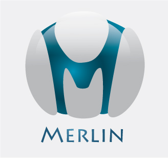 Logo Design by Vivek Singh - Entry No. 85 in the Logo Design Contest Imaginative Logo Design for Merlin.