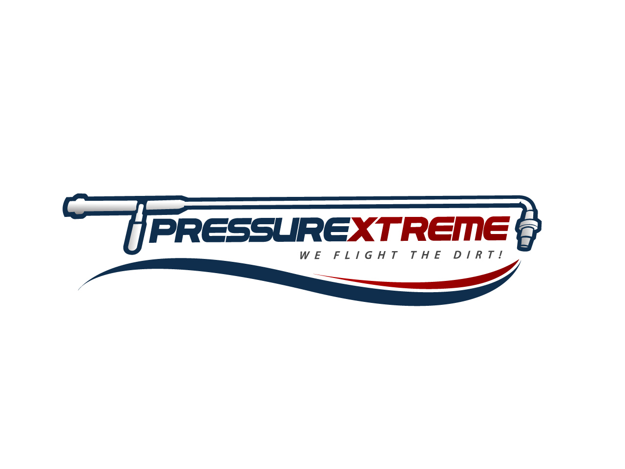 Logo Design by jpbituin - Entry No. 87 in the Logo Design Contest New Logo Design for PRESSUREXTREME.