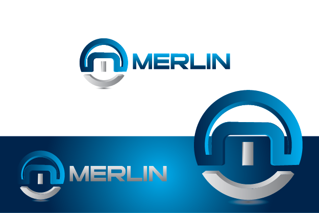 Logo Design by Private User - Entry No. 93 in the Logo Design Contest Imaginative Logo Design for Merlin.