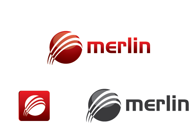 Logo Design by Private User - Entry No. 94 in the Logo Design Contest Imaginative Logo Design for Merlin.