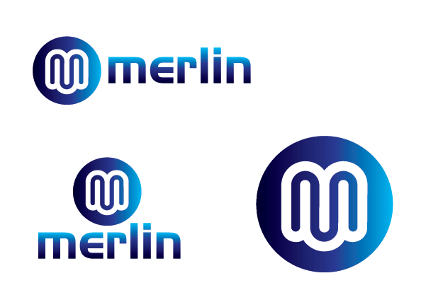 Logo Design by Private User - Entry No. 95 in the Logo Design Contest Imaginative Logo Design for Merlin.