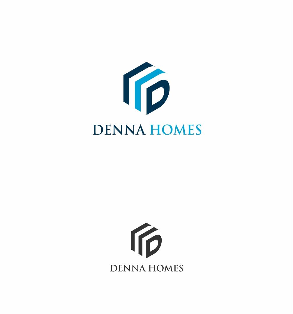 Logo Design by haidu - Entry No. 341 in the Logo Design Contest Denna Group Logo Design.