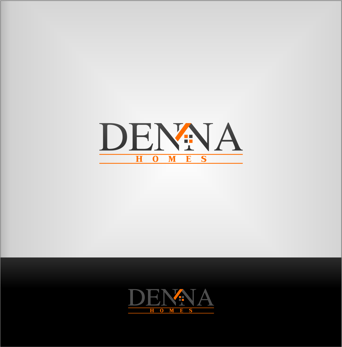 Logo Design by Private User - Entry No. 342 in the Logo Design Contest Denna Group Logo Design.