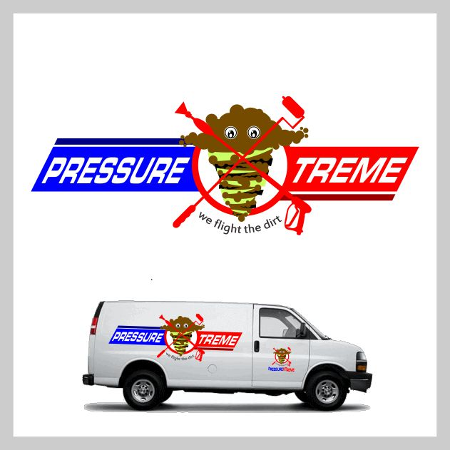 Logo Design by brown_hair - Entry No. 90 in the Logo Design Contest New Logo Design for PRESSUREXTREME.