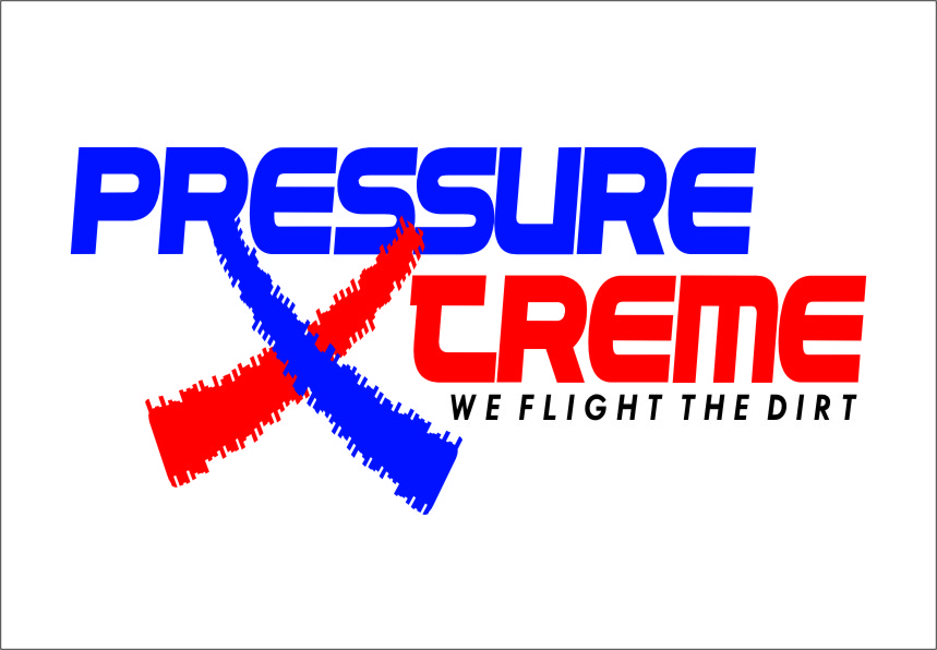 Logo Design by Ngepet_art - Entry No. 91 in the Logo Design Contest New Logo Design for PRESSUREXTREME.