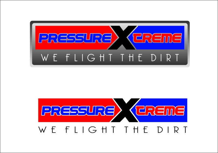 Logo Design by RasYa Muhammad Athaya - Entry No. 94 in the Logo Design Contest New Logo Design for PRESSUREXTREME.