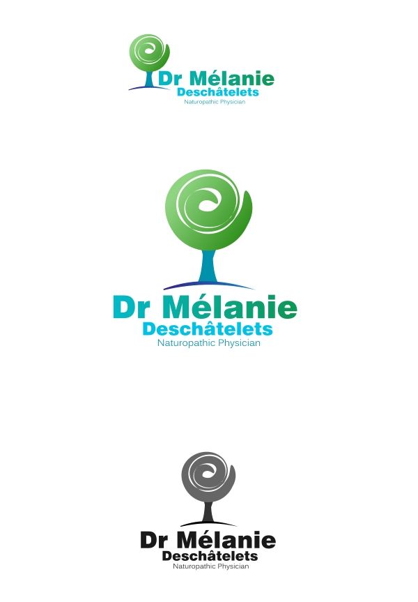 Logo Design by Private User - Entry No. 13 in the Logo Design Contest Artistic Logo Design for Dr Mélanie DesChâtelets.