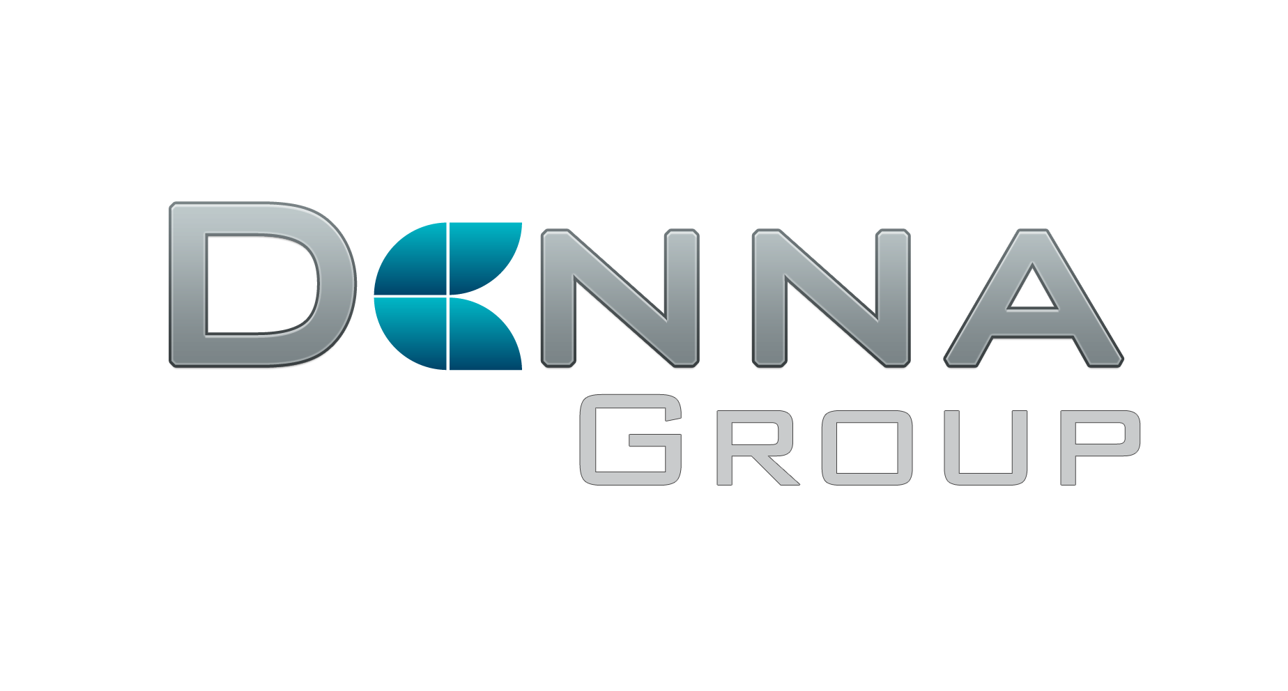 Logo Design by Nishanth Np - Entry No. 344 in the Logo Design Contest Denna Group Logo Design.