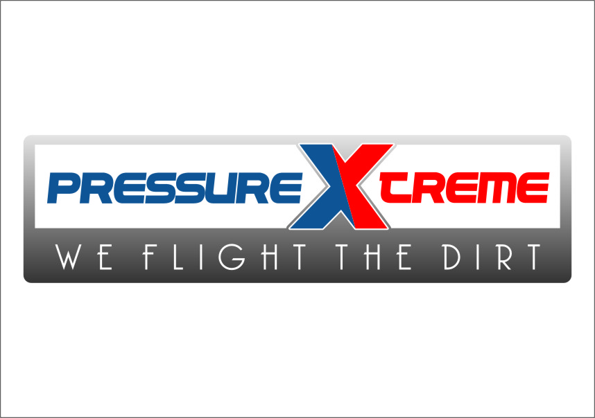 Logo Design by RasYa Muhammad Athaya - Entry No. 96 in the Logo Design Contest New Logo Design for PRESSUREXTREME.