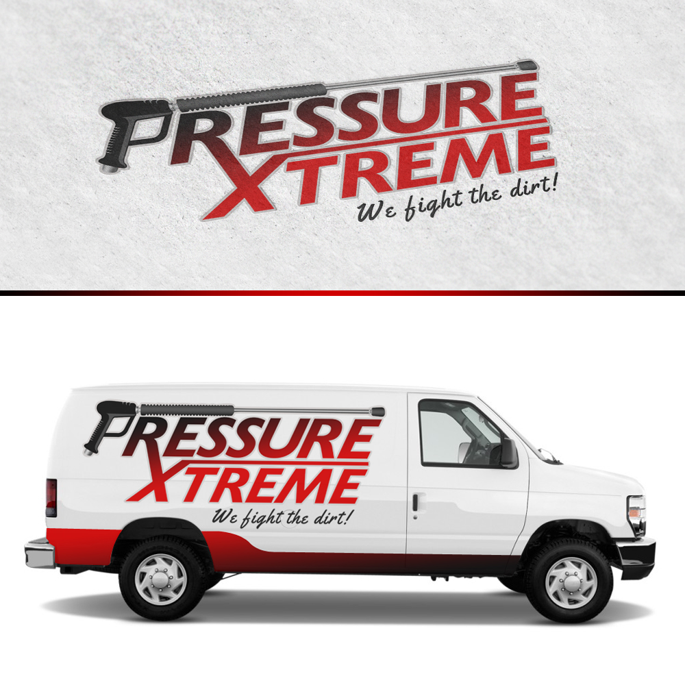 Logo Design by omARTist - Entry No. 98 in the Logo Design Contest New Logo Design for PRESSUREXTREME.