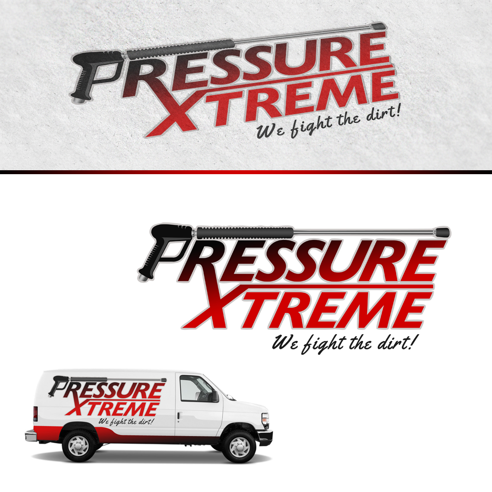 Logo Design by omARTist - Entry No. 99 in the Logo Design Contest New Logo Design for PRESSUREXTREME.