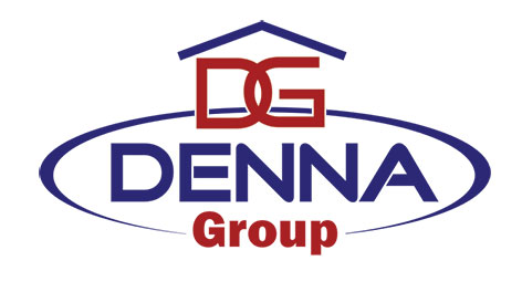 Logo Design by Mohamed Sheikh - Entry No. 345 in the Logo Design Contest Denna Group Logo Design.