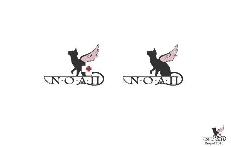 Logo Design by Franchette - Entry No. 71 in the Logo Design Contest Fun Logo Design for N.O.A.H..