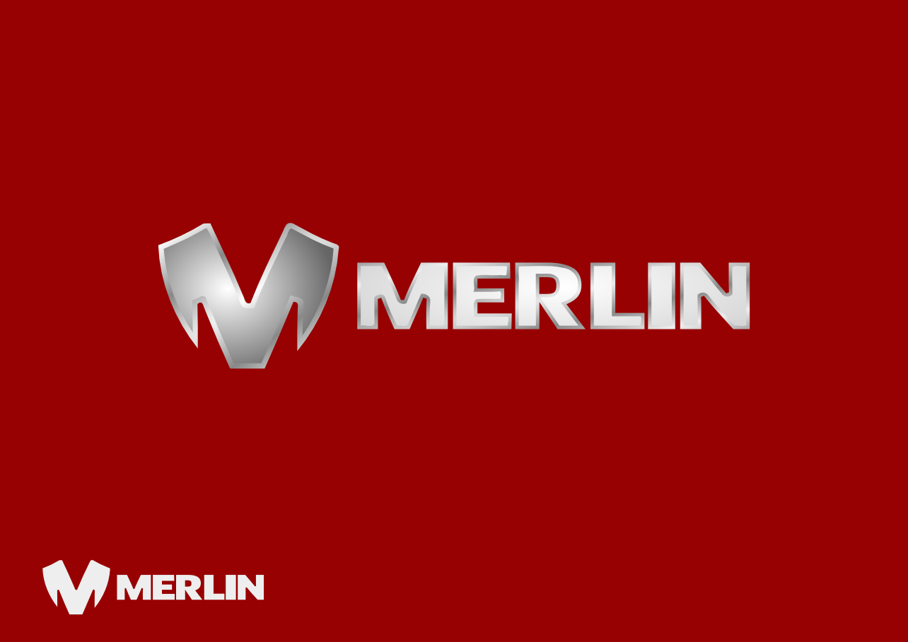 Logo Design by whoosef - Entry No. 103 in the Logo Design Contest Imaginative Logo Design for Merlin.