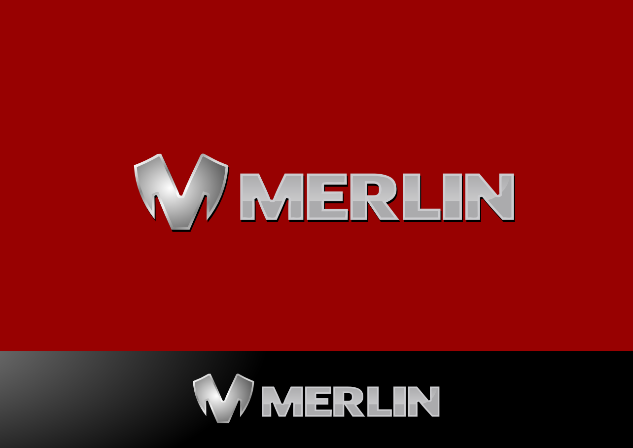 Logo Design by whoosef - Entry No. 105 in the Logo Design Contest Imaginative Logo Design for Merlin.
