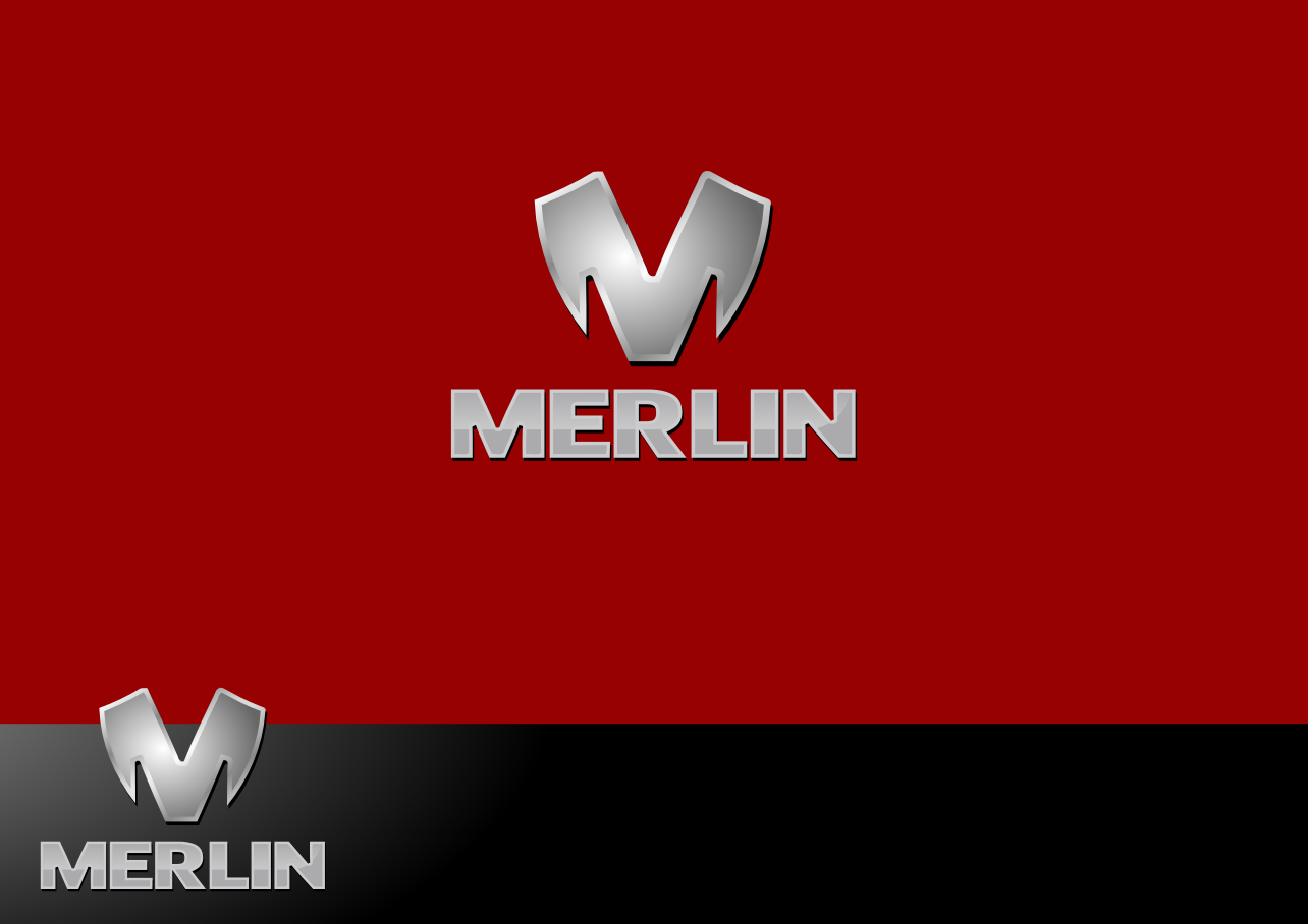 Logo Design by whoosef - Entry No. 106 in the Logo Design Contest Imaginative Logo Design for Merlin.
