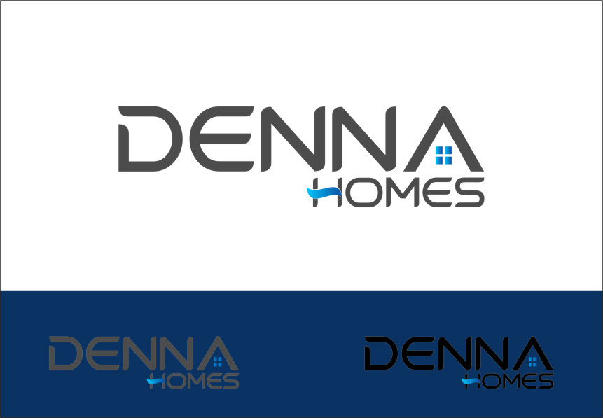 Logo Design by Ngepet_art - Entry No. 354 in the Logo Design Contest Denna Group Logo Design.