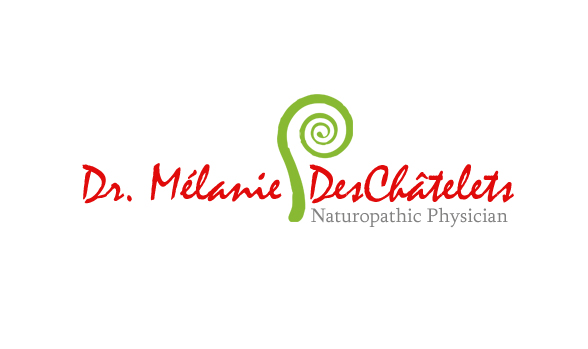 Logo Design by Crystal Desizns - Entry No. 27 in the Logo Design Contest Artistic Logo Design for Dr Mélanie DesChâtelets.