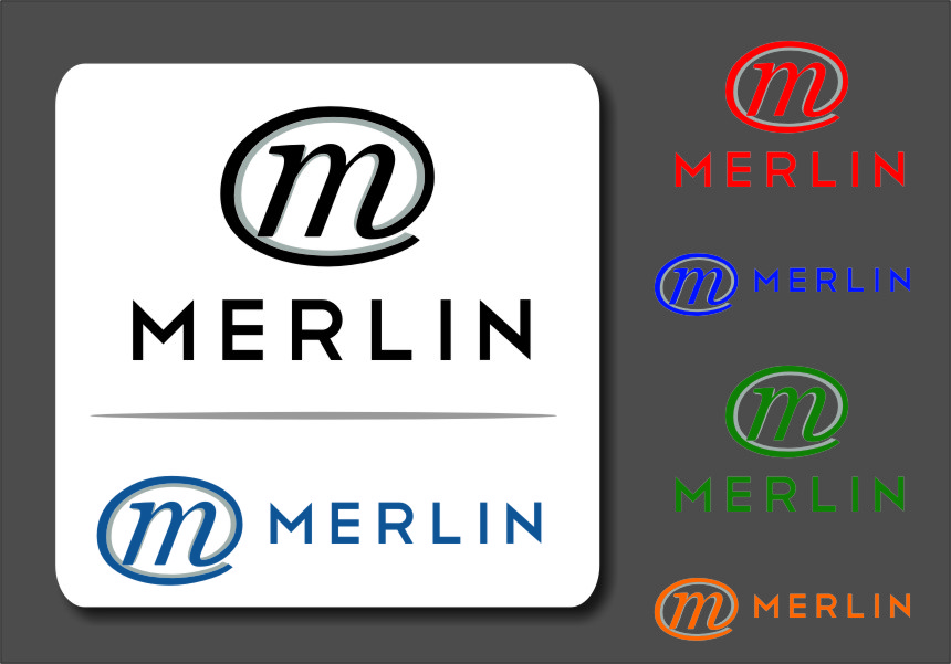 Logo Design by Ngepet_art - Entry No. 115 in the Logo Design Contest Imaginative Logo Design for Merlin.
