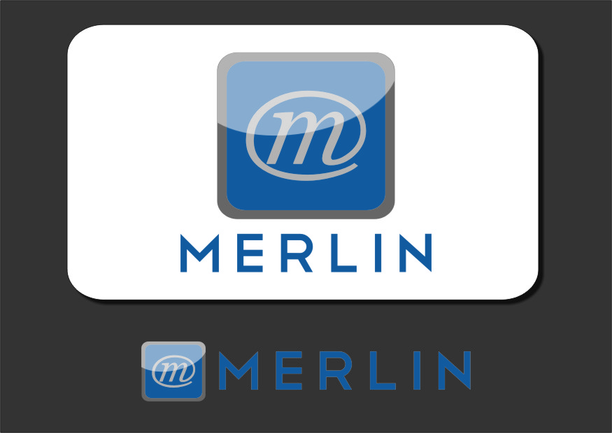Logo Design by Ngepet_art - Entry No. 116 in the Logo Design Contest Imaginative Logo Design for Merlin.
