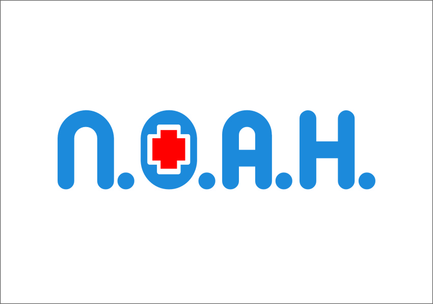 Logo Design by RasYa Muhammad Athaya - Entry No. 75 in the Logo Design Contest Fun Logo Design for N.O.A.H..