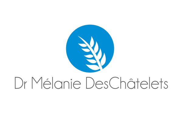 Logo Design by ronny - Entry No. 29 in the Logo Design Contest Artistic Logo Design for Dr Mélanie DesChâtelets.