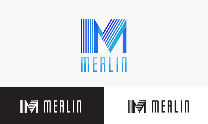 Logo Design by Top Elite - Entry No. 119 in the Logo Design Contest Imaginative Logo Design for Merlin.