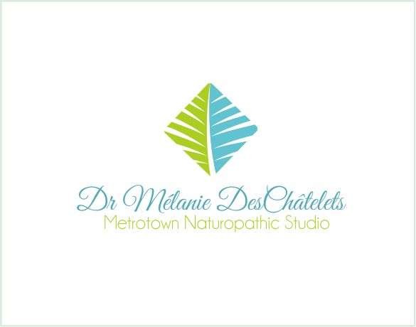 Logo Design by ronny - Entry No. 31 in the Logo Design Contest Artistic Logo Design for Dr Mélanie DesChâtelets.