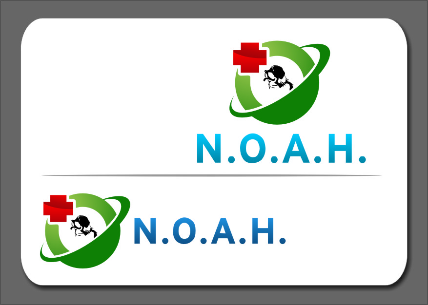 Logo Design by Ngepet_art - Entry No. 80 in the Logo Design Contest Fun Logo Design for N.O.A.H..