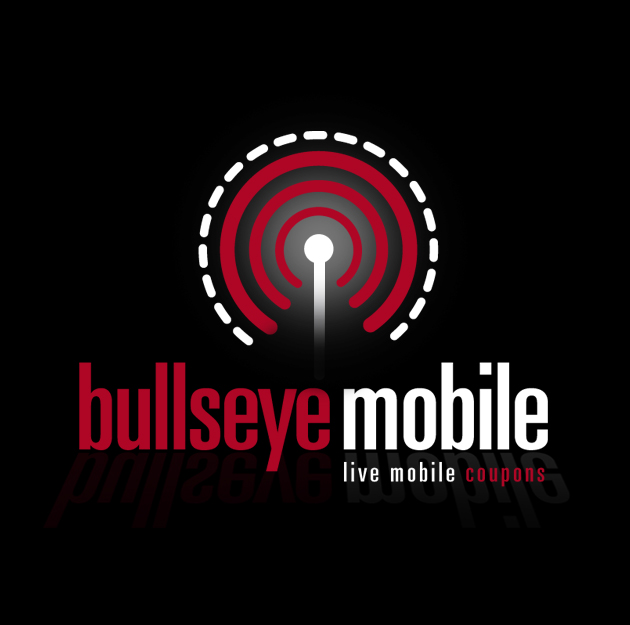 Logo Design by excitation - Entry No. 52 in the Logo Design Contest Bullseye Mobile.