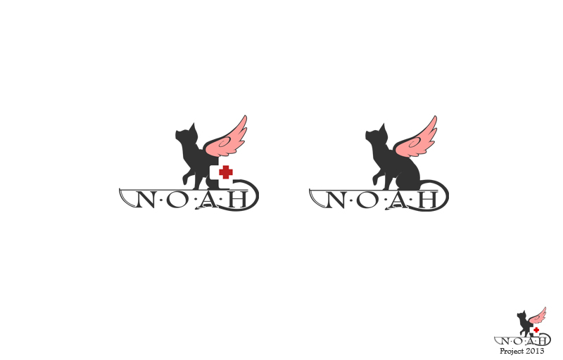 Logo Design by Franchette - Entry No. 86 in the Logo Design Contest Fun Logo Design for N.O.A.H..