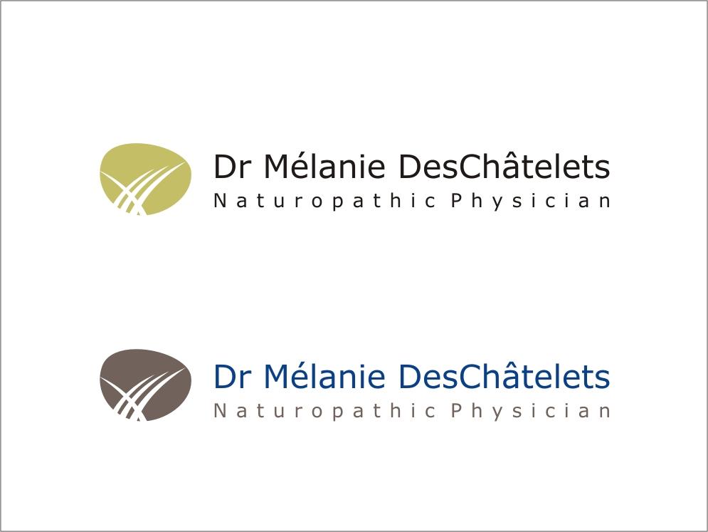 Logo Design by RED HORSE design studio - Entry No. 46 in the Logo Design Contest Artistic Logo Design for Dr Mélanie DesChâtelets.