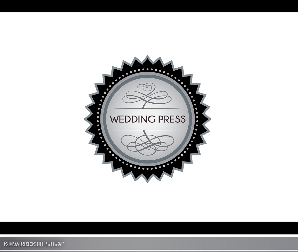 Logo Design by kowreck - Entry No. 43 in the Logo Design Contest Wedding Writes Logo Design.